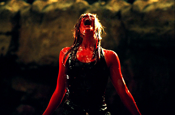 The Descent | THE DESCENT (2005), picked by Kristen Connolly Brit director Neil Marshall's terrifying tale of doomed spelunkers was another film watched by the Cabin cast during…