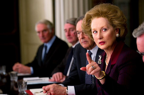 Meryl Streep, The Iron Lady | THE IRON LADY (2011), picked by Bradley Whitford The biopic of Margaret Thatcher — for which Meryl Streep won the Best Actress Award at this…