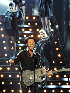 The Voice Tony Lucca