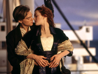 THE ART WILL GO ON Leonardo DiCaprio and Kate Winslet still impress with their dazzlingly spontaneous and multi-faceted chemistry in Titanic