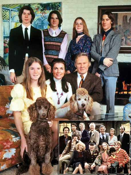Most like: The Campbell-Tates ( Soap , 1977-1981) PBS's pioneering docudrama, unlike its soap parody counterpart, wasn't going for laughs, but both tribes grappled with…