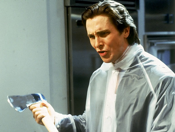 Christian Bale, American Psycho | Another Christian Bale cult classic will hit the stage when psychological thriller American Psycho debuts in London as part of the Headlong Theater Company's 2012-2013…