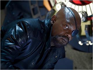 Avengers Samuel Jackson