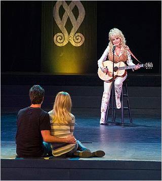 Bachelorette Dolly Parton