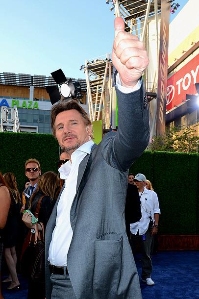 Liam Neeson, Battleship