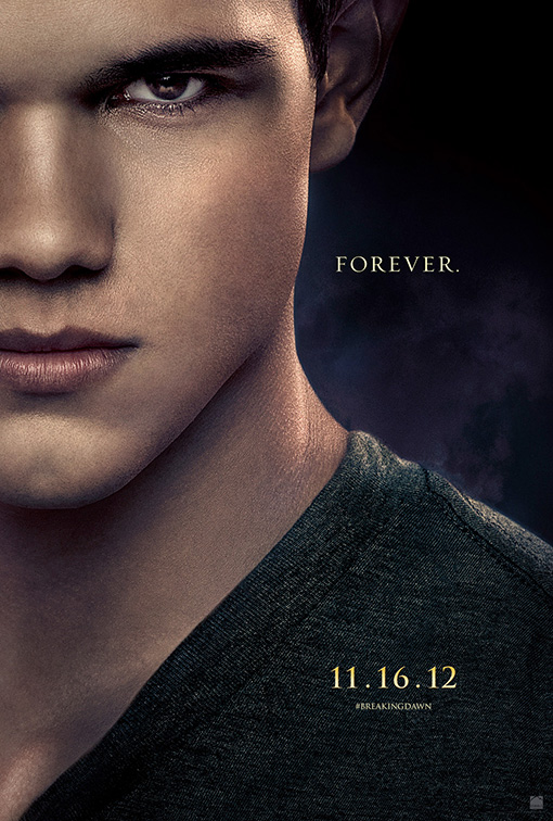 Breaking Dawn 2 Jacob