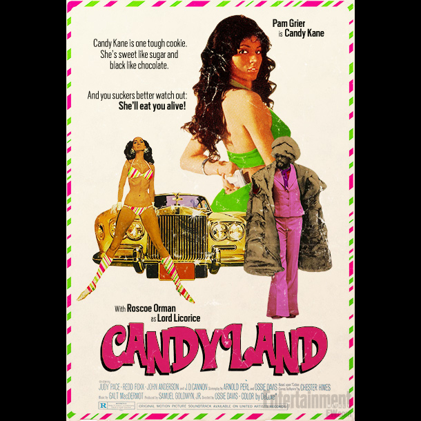 Pam Grier plays Candy Kane, a sexy vigilante with a sweet tooth for justice, in this cult classic blaxploitation thriller. Candy returns to her old…
