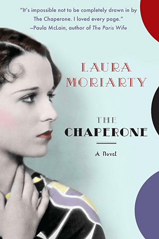 PRECOCIOUS STAR Moriarty's inspiring novel centers on silent-film star Louise Brooks in her teenage years