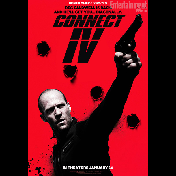 In Connect III , Reg Caldwell pulled one last job and thought he was out of the life for good. He was wrong. Again .…