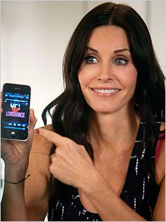 Cougar Town Courteney Cox