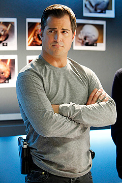 Csi George Eads