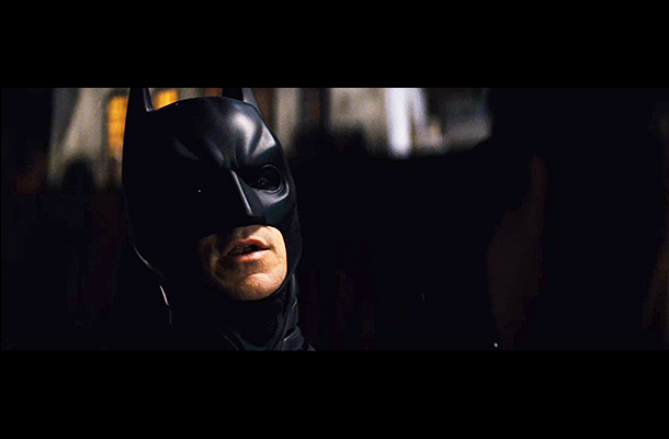 The Dark Knight Rises   ''You've given them everything,'' says Selina Kyle, exhorting Batman to set off for warmer climates and leave the people of Gotham. ''Not everything,'' he responds.…