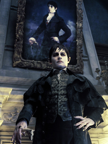 Dark Shadows, Johnny Depp | Tim Burton's reimagination of the old TV vampire soap stars Johnny Depp, and well, isn't that enough? As EW's Owen Gleiberman says in his review…