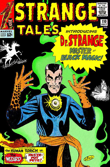 There are plenty of reasons why perpetual B-lister Stephen Strange hasn't gotten his moment on the big screen yet. Magic is a hard sell. His…