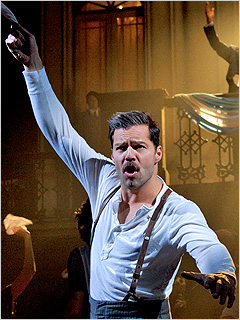 Evita Ricky Martin