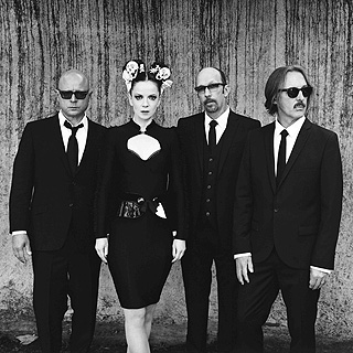 GARBAGE RETURNS After a seven-year hiatus, the rock band can't seem to deliver the same thrills from albums before