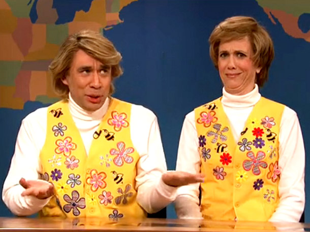 Saturday Night Live, Kristen Wiig | Debuted 2/19/09; 8 total appearances As one half of this never-prepared musical duo, Wiig showed her chops by keeping up with Fred Armisen's wacky improvised…