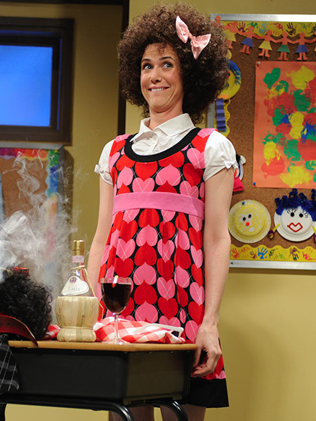 Saturday Night Live, Kristen Wiig | Debuted 1/17/09; 5 total appearances, plus 1 Christmas special The people have spoken — and by an overwhelming margin, you've named this giddy troublemaker Wiig's…