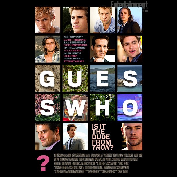 Liam Hemsworth (or maybe Garrett Hedlund) stars as a sexy, somewhat competent actor trying to make a name for himself in Hollywood. Unfortunately, his path…