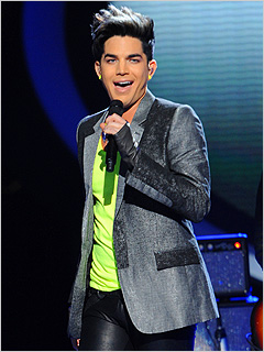 Idol Adam Lambert