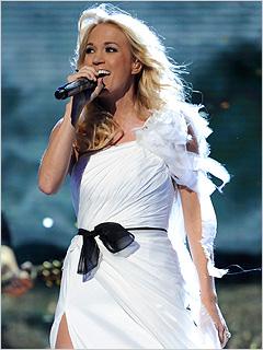 Idol Carrie Underwood