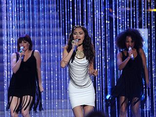 Idol Jessica Sanchez