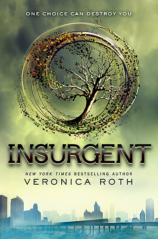 FIVE FACTIONS The sequel to 2011's ''Divergent'' finds tragedy-struck Tris wandering into unchartered land