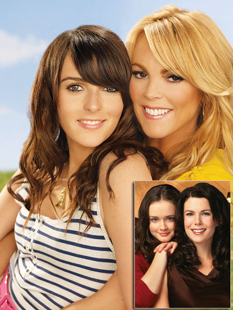 Most like: The Gilmores ( Gilmore Girls , 2000-2007) Like Lorelai and Rory Gilmore, Dina and Ali Lohan are closer than the average mother-daughter pair.…