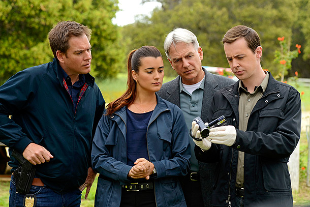 Mark Harmon, NCIS | What the network says: Terrorism shakes the foundations of the Navy and NCIS; Gibbs (Mark Harmon) and the team face surprises that will devastate them.…