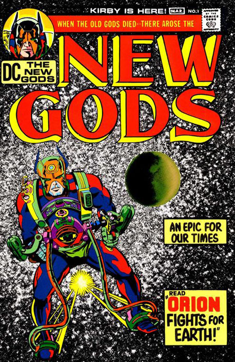 Jack Kirby's cosmic tale of super-powered beings carrying on an interplanetary war is a hard sell. It shouldn't be: Though filled with big personalities jockeying…