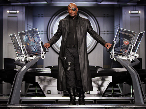Marvel's The Avengers, Samuel L. Jackson