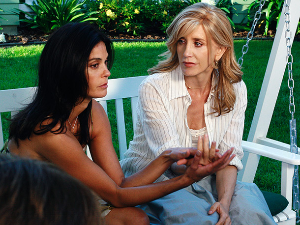 Desperate Housewives | ''Now You Know,'' September 30, 2007 (season 4, episode 1) It was a shocking — and heartbreaking — moment. Mother extraordinaire Lynette Scavo (Felicity Huffman)…