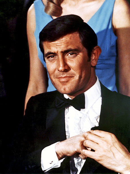 George Lazenby, James Bond, ...   When Steve Jobs once remarked that he saw the Beatles as the ideal business model, he praised Lennon, McCartney, and Harrison. But then he said,…