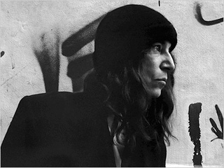 PUNK PRODIGY Patti Smith's rings in her 11th album with energized lyrics and rocker sounds