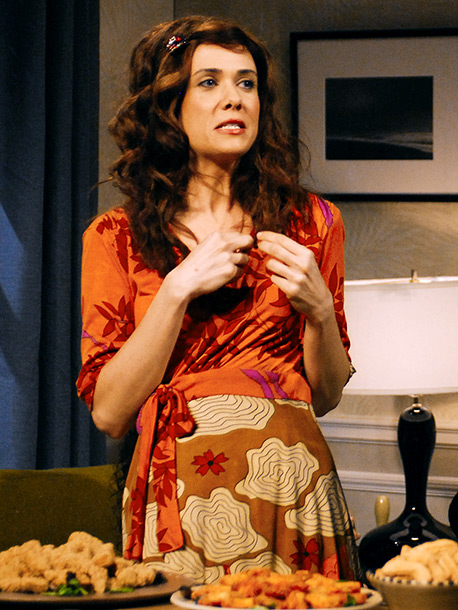 Saturday Night Live, Kristen Wiig | Debuted 3/24/07; 7 total appearances Wiig's consummate one-upper appeared so often that she eventually retired the character — but you would have been happy to…