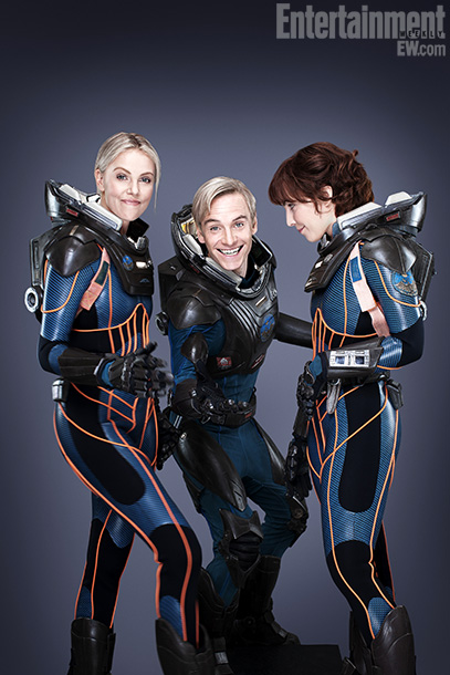 Noomi Rapace, Charlize Theron, ...
