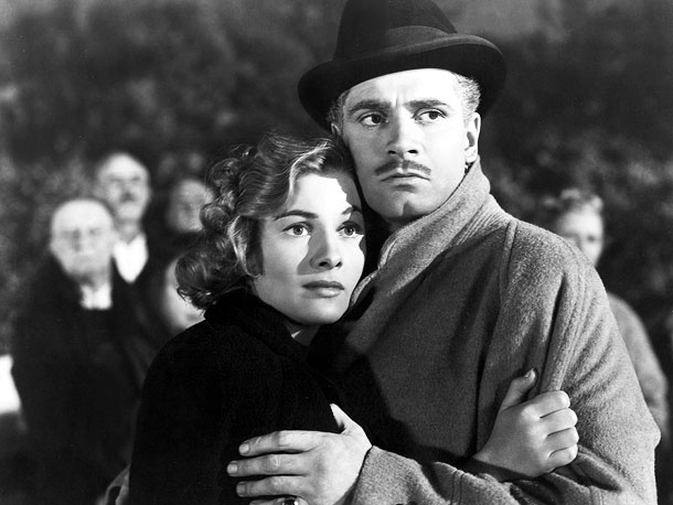 Joan Fontaine, Laurence Olivier, ... | Whoever said Hitchcock couldn't use a little song and dance in his movies? Already a hit in Europe, the dramatic musical based on the spooky…