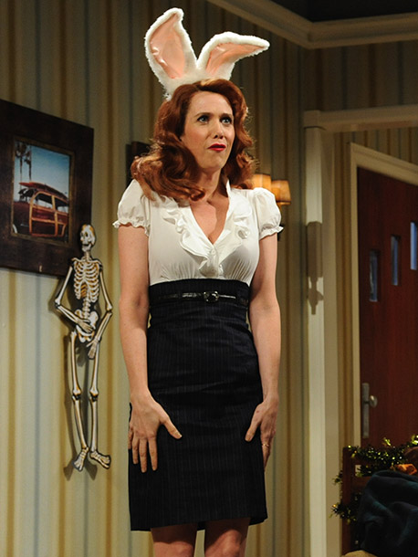 Saturday Night Live, Kristen Wiig | Debuted 12/6/08; 4 total appearances Gross Shanna talks like Marilyn Monroe but acts like an 11-year-old boy, burping, farting, and spitting with abandon. Wiig successfully…