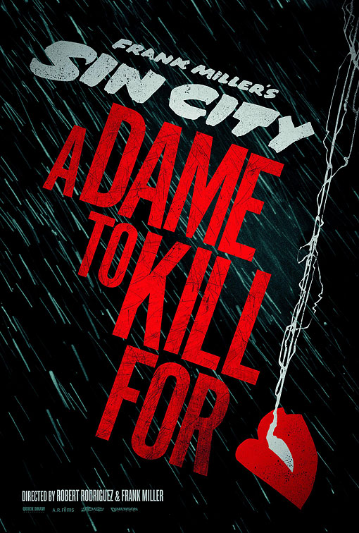 SIN CITY2 POSTER