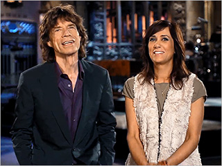 Snl Mick Jagger