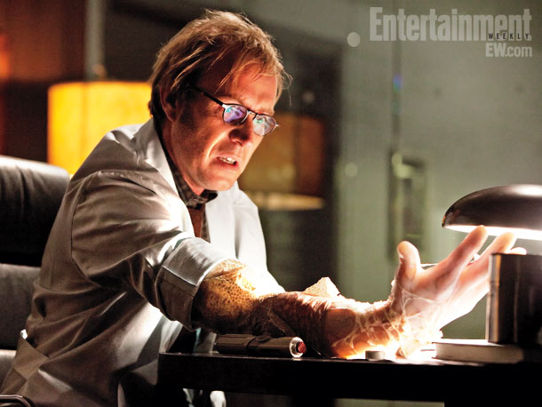 The Amazing Spider-Man, Rhys Ifans