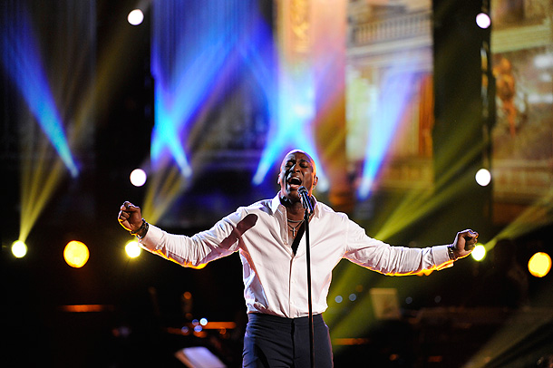The Voice, The Voice | ''Livin' on a Prayer'' (Live Rounds, Week 1) After setting himself up as an early favorite for the live shows, Jermaine kicked off the first…