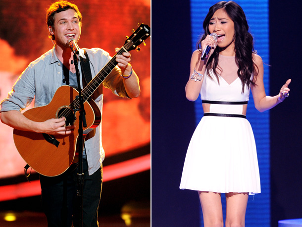 American Idol, Jessica Sanchez, ...   Jessica Sanchez ? ''My All'' by Mariah Carey/''I Don't Want to Miss a Thing'' by Aerosmith/''I'll Be There'' by Michael Jackson In this all-important round,…