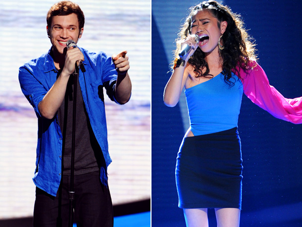 American Idol, Jessica Sanchez, ...   Jessica Sanchez ? ''Steal Away'' by Etta James/''And I Am Telling You'' by Jennifer Holiday Jessica does an admirable job with Etta James' ''Steal Away''…