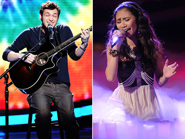 American Idol, Jessica Sanchez, ...   Jessica Sanchez ? ''Proud Mary'' by Ike and Tina Turner/''You Are So Beautiful'' by Joe Cocker Not a great week for Jessica, but she came…