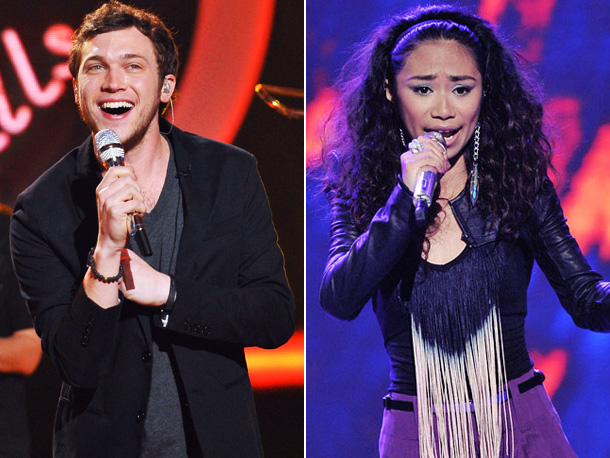 American Idol, Jessica Sanchez, ...   Jessica Sanchez ? ''Fallin''' by Alicia Keys/''Try a Little Tenderness'' by Otis Redding After Jessica's near-death experience the week before, she came back even stronger…
