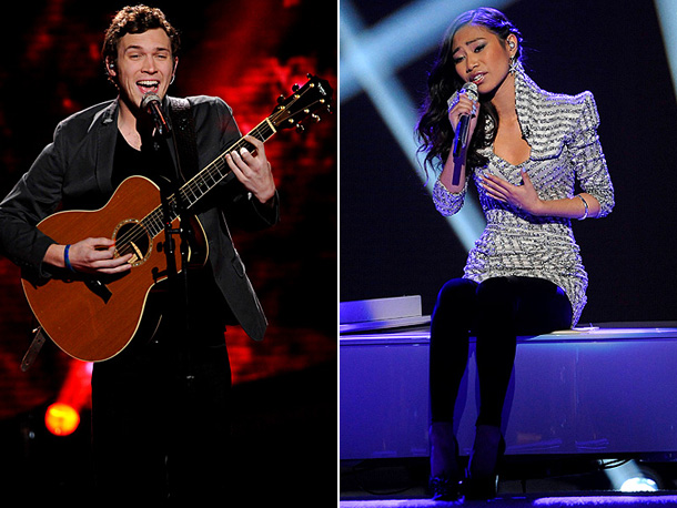 American Idol, Jessica Sanchez, ...   Jessica Sanchez ? ''Stuttering'' by Jazmine Sullivan It didn't matter if you'd ever heard of R&B singer Jazmine Sullivan once Jessica nailed the vocal. Shockingly,…