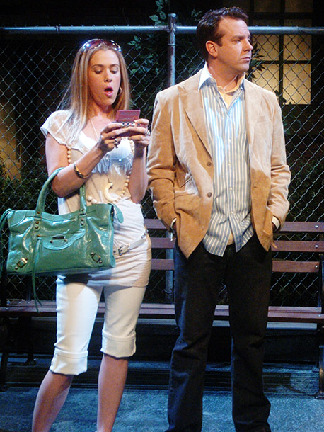 Saturday Night Live, Kristen Wiig | Debuted 12/17/05; 8 total appearances Alongside fellow a-hole Jason Sudeikis, Wiig noisily snapped her gum, stared blankly, and irritated everyone she met, from a Christmas…