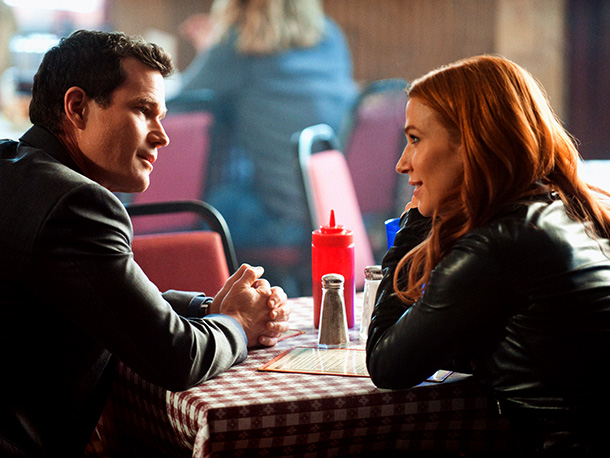 What the network says: On the trail of her sister's murderer, Carrie (Poppy Montgomery) returns to Syracuse, where the killer may have struck again. What…