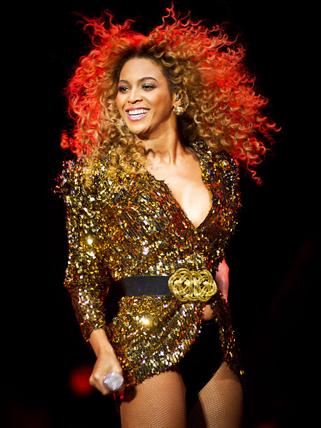 Beyonce Knowles | Four months after giving birth to her daughter, Blue Ivy, Beyoncé returns to the stage for four nights at Revel's Ovation Hall in Atlantic City…